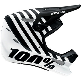 100% Status DH/BMX Kask rowerowy, arsenal